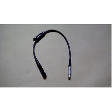 RACAL ELITE HEADSET ADAPTOR CABLE ASSY LEMO 5PM TO 5PF 60CM LG